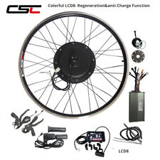 48V Front Electric Bike Conversion Kit 20 24 26 28 29 inch 700C 1000W 1500W 500W