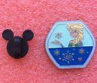 Pins DISNEY Personnage Princesse ELSA la Reine Des Neiges