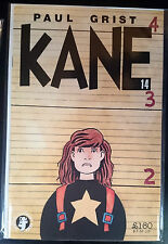 Kane #14 VF+/NM- 1st Print Free UK P&P Dancing Elephant Press Paul Grist