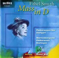 Wurttembergische Phil. Reutlingen - Ethel Smyth - Mass in D [CD]