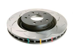 DBA T3 4000 Performance Slotted Brake Rotor RH DBA42030CSR fits HSV Clubsport...