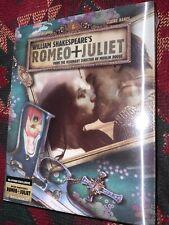 Romeo and Juliet blufans steelbook