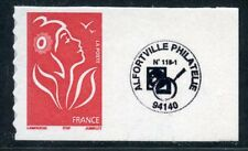 TIMBRE PERSONNALISE N° 3802A **  AUTOADHESIF / MARIANNE  / LOGO / ALFORVILLE