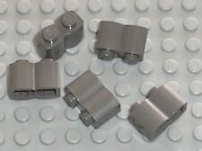 5 x LEGO Olddkgray brick log ref 30136 / set 5988 4511 5928 6575 4595 3406 3426