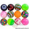 Dozen 32 MM Bouncy Ball Assortments Bulk Toy Play Vending Carnival Prize Game