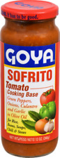 Goya Sofrito Tomato Cooking Base 12oz (PACK OF 24)