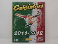 ALBUM CALCIATORI PANINI 2011/12 VUOTO [ARM10-390]