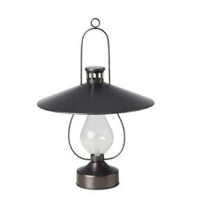 Ikea STRALA LED lantern, battery-operated / outdoor light black , New