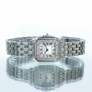 CARTIER PANTHERE W25033P5 BOX