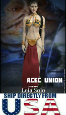 1/6 Star Wars Princess Leia Organa Slave Outfit Set For PHICEN USA BACK-ORDER
