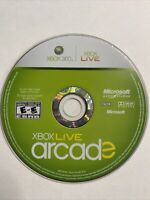 Xbox Live Arcade Compilation Disc (Microsoft Xbox 360) GAME DISC
