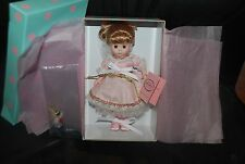 Clara The Nutcracker 8'' Madame Alexander Limited Edition of 300 Comes w/COA