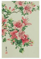 AZALEA giapponese cartolina di Compleanno