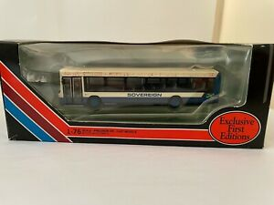 Gilbow 1/76 scale model bus no27603 Wright Volvo Renown Sovereign bus