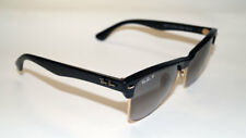 7b10f09a38 Ray-Ban Polarized Rectangular Metal Frame Sunglasses for Men | eBay