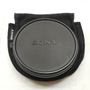 OEM SONY VCL-MHG07 0.7x Wide End Conversion Lens W/ Case