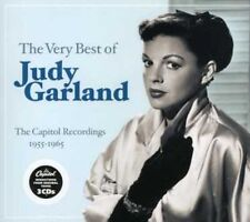 JUDY GARLAND The Very Best Of 3CD BRAND NEW The Capitol Recordings 1955-1965