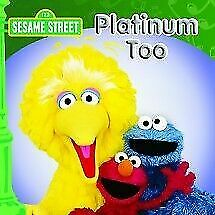 Sesame Street - Platinum Too CD ABC Music 2013 NEW/SEALED