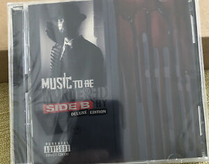 EMINEM - MUSIC TO BE MURDERED BY (SIDE B DELUXE EDITION) [2 CD] NEW & SEALED