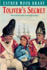 Toliver's Secret Brady, Esther Wood Paperback