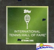 2019 Topps Tennis Hall of Fame 50 Card Box Set-Federer, Agassi, Osaka, Sampras++