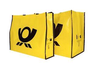 Deutsche Post - Henkel Tasche Post Bag Groß   R-PET recycelt 42 x 36 x 27 cm NEU