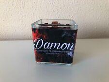 Vampire Diaries Damon Candle gemstones