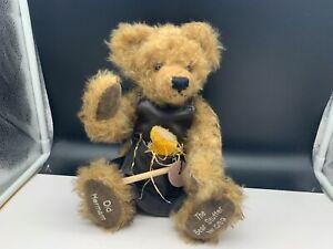 Hermann Teddy Bär 38 cm. Limitierte Auflage. Top Zustand