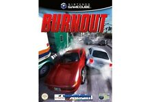 ## Burnout (Deutsch) Nintendo GameCube / GC Spiel - TOP ##