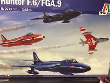 Italeri 1/48 Hunter F.6/ Fga.9 #2772 ##
