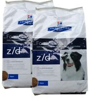 2x10kg Hills Prescription z/d Food Sensitivities Allergie & Hautpflege