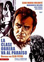 LA CLASE OBRERA VA AL PARAISO  - LA CLASSE OPERAIA VA IN PARADISO