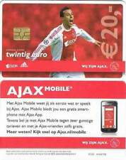 Arenakaart A119-01 10 euro: El Hamdaoui