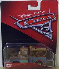 DISNEY Pixar Cars 3 ~ pressofuso ~ MATER