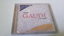 "CD ""L'ENIGMA GAUDI"" CD PRECINTADO SEALED 5 TRACKS MANUEL VALDIVIESO J.M. PAGAN"