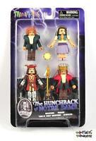 Universal Monsters Minimates Hunchback of Notre Dame Box Set