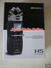 NEW ZOOM Handy Recorder H5 Linear PCM Recorder from Japan