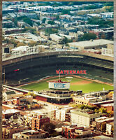 MLB Wrigley Field Chicago Cubs Aerial View Color 8 X 10 Photo