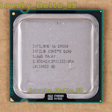 Intel Core 2 Quad Q9550 2.83GHz 12MB LGA 775 Quad-Core (EU80569PJ073N) Processor