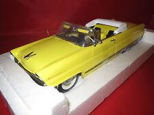 Sun Star  4641  (1956)  Lincoln Premiere  (Sunburst Yellow) 1:18  OVP