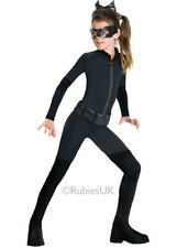 Childrens Size Girls Catwoman Costume