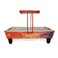 Gold Pro Elite Air Hockey Table from Gold Standard Games w/ Full Overhead Score