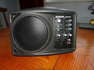 Mackie SRM Compact Active PA System -  Personal Monitor