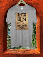 Jon Bon Jovi Wanted Dead Or Alive Retro Poster Boys Men T Shirt Tshirt Tee M217