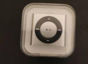 Apple iPod shuffle 4ème Génération ARGENT 2 Go - NEUF