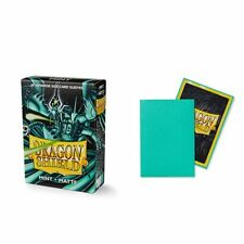 Dragon Shield Matte Mini Japanese Mint 60 ct Card Sleeves Individual Pack