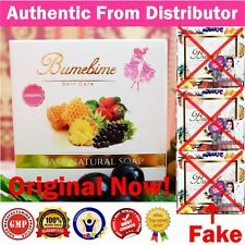x1 Authentic Thai Bumebime Mask Natural Soap 100g Whitening Skin ❤️ US SELLER