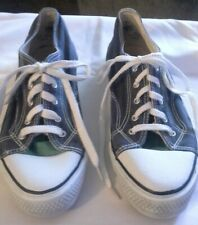 Looney Tunes Canvas Sneakers Shoes Sylvestor Tweety Size 9 Women's