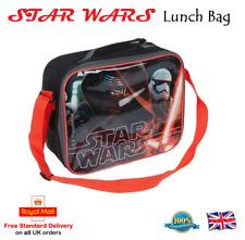 Star Wars Almuerzo Bolso Snack Picnic Bolso De Mano Correa de Hombro Bolso Escolar Niños Regalo Juguete