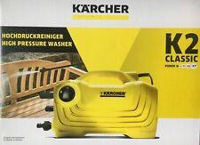 Kärcher K2 Classic Hochdruckreiniger 1400 W 110 Bar 360 l/h Hochdruck Reiniger